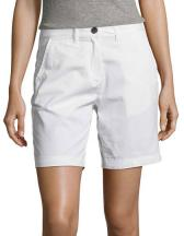 Women`s Chino Bermuda Shorts Jasper